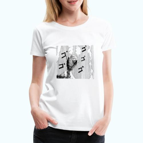 The Devils Sketch - Women's Premium T-Shirt