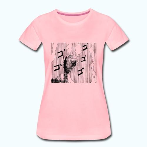 The Devils Sketch - Women's Premium T-Shirt