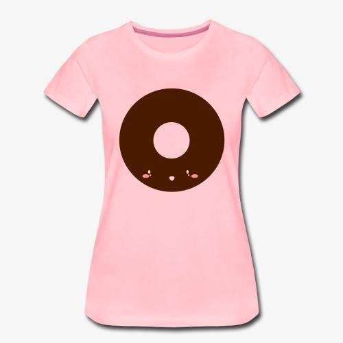 Happy Doughnut - Women's Premium T-Shirt