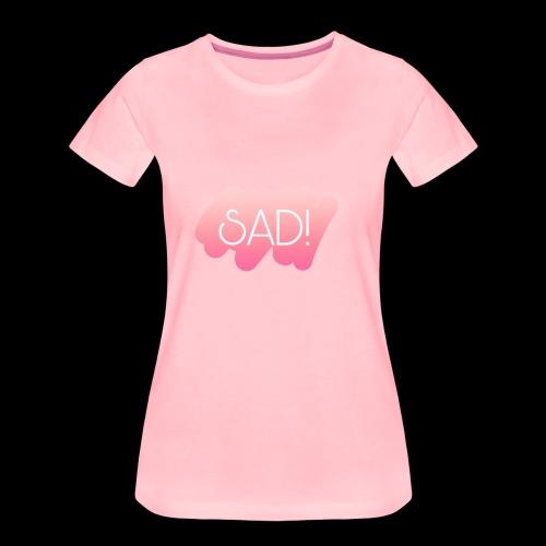 New t-shirt for music lover - T-shirt Premium Femme