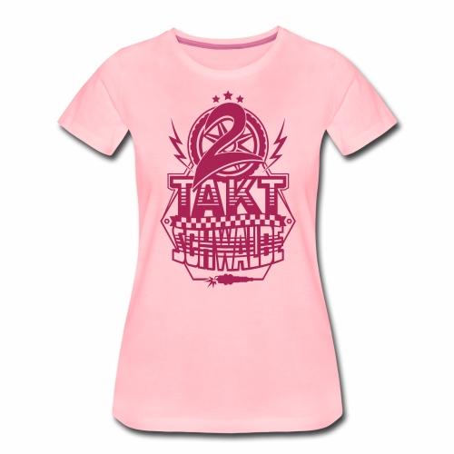 2-Takt-Schwalbe / Zweitaktschwalbe - Women's Premium T-Shirt