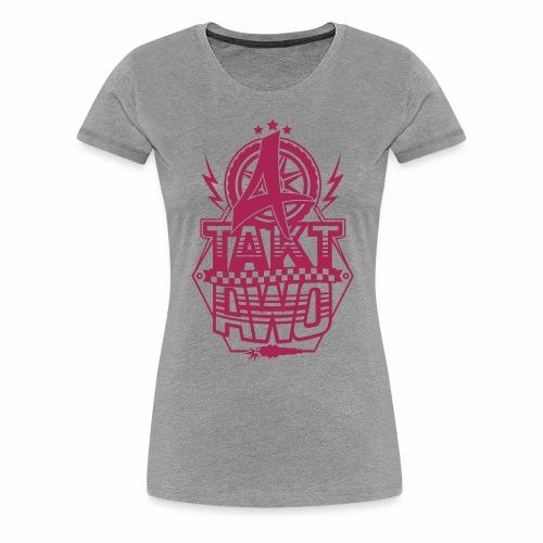 4-Takt-Awo / Viertaktawo - Women's Premium T-Shirt