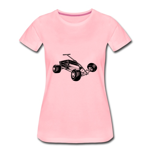 Main Logo - Women's Premium T-Shirt