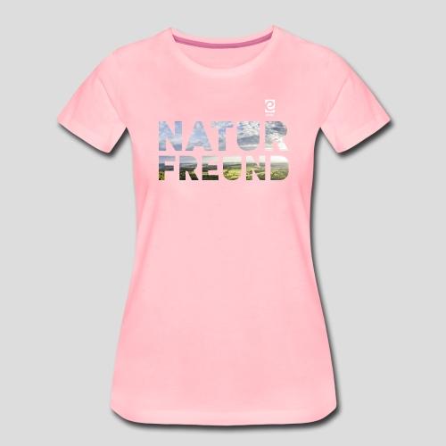 Naturfreund - Frauen Premium T-Shirt