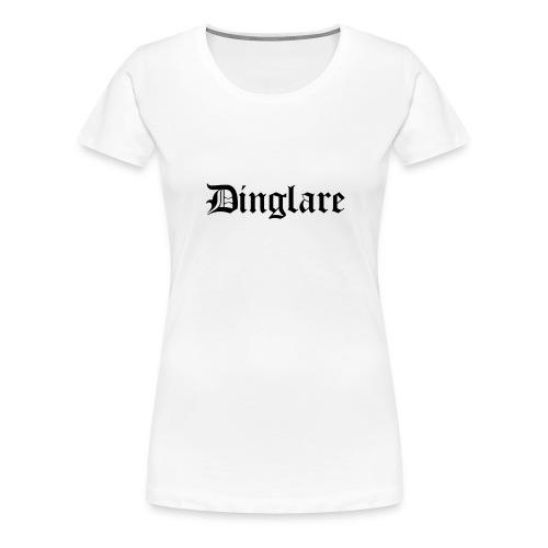 626878 2406568 dinglare orig - Premium-T-shirt dam