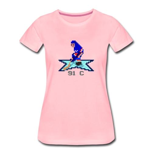 JT Retro 94 - Premium-T-shirt dam