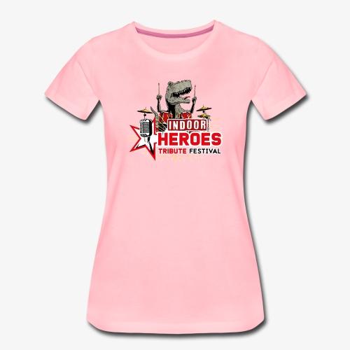 Heroes Tribute INDOOR - REX - T-shirt Premium Femme