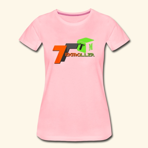 Tekmoller Twitch TV - Frauen Premium T-Shirt