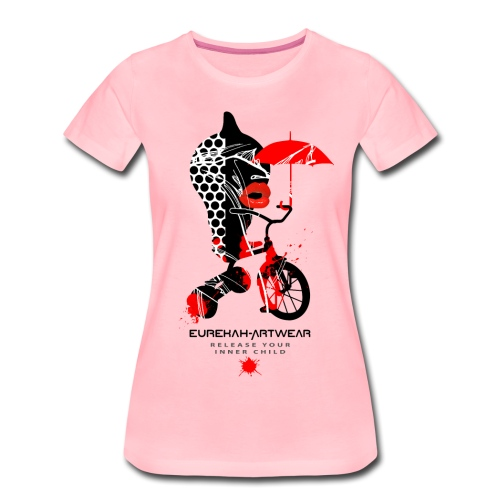 RELEASE YOUR INNER CHILD I - Women's Premium T-Shirt