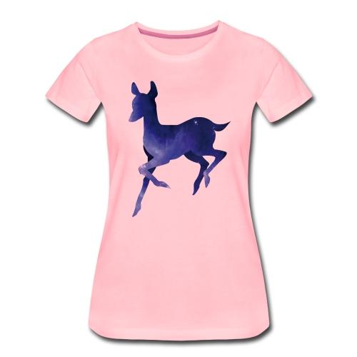 Deer - Camiseta premium mujer