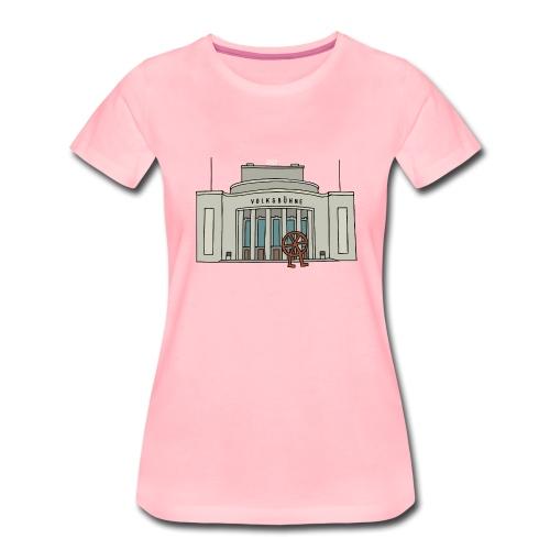 Volksbühne BERLIN - Frauen Premium T-Shirt