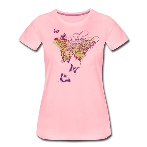 Show Your Style - Maglietta Premium da donna