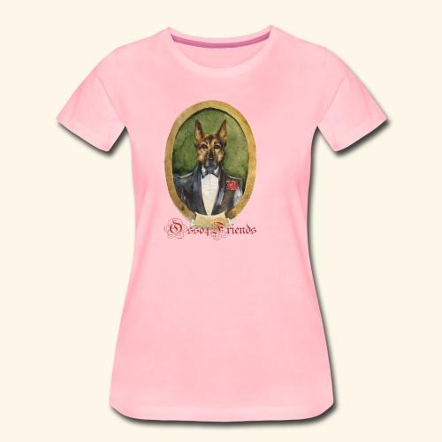 LORD SHEPERD - Maglietta Premium da donna