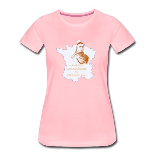 Cardinal Pie - T-shirt Premium Femme