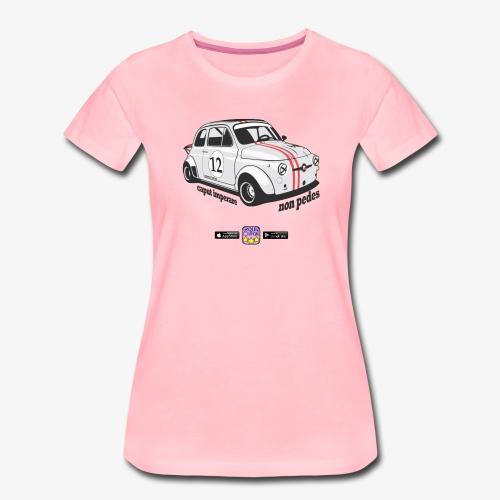 Guida con la TAZZA - Maglietta Premium da donna