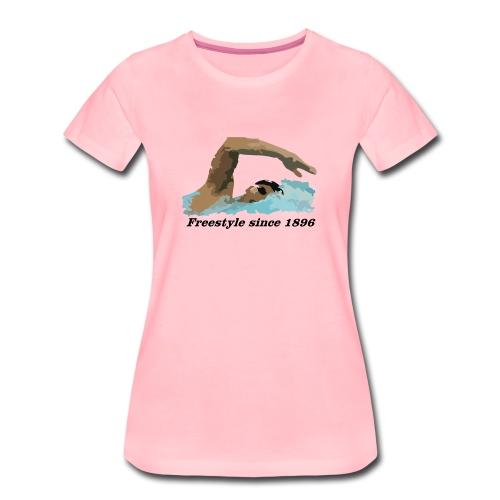 Freestyle - Koszulka damska Premium