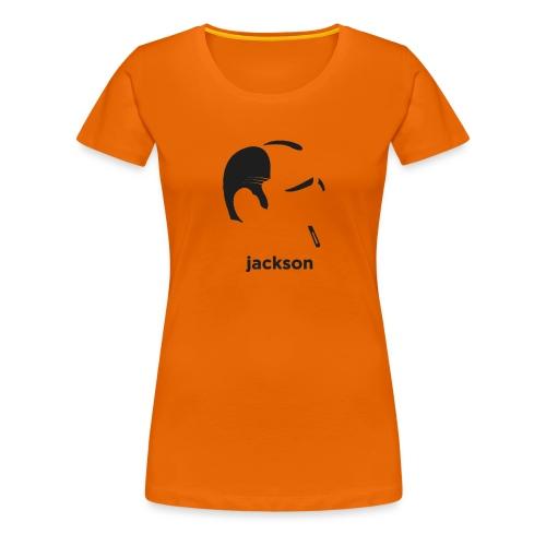 Jackson Pollock - Maglietta Premium da donna