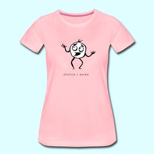 Słońce i Woda - Koszulka damska Premium