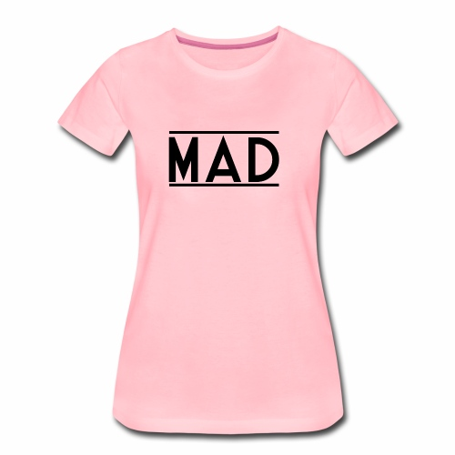 MAD - Maglietta Premium da donna