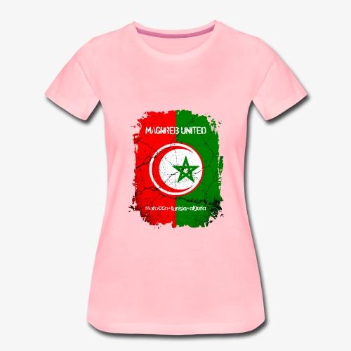Maghreb United Nordafrika - Frauen Premium T-Shirt