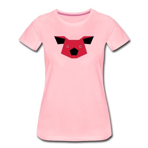 Schwein - Frauen Premium T-Shirt