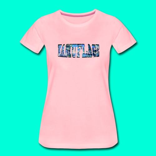 KAMUFLAGE - Frauen Premium T-Shirt