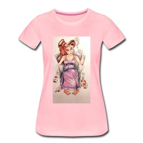 Bad Morgana - Women's Premium T-Shirt