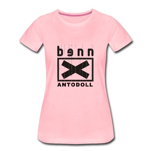 ANTODOLL - T-shirt Premium Femme