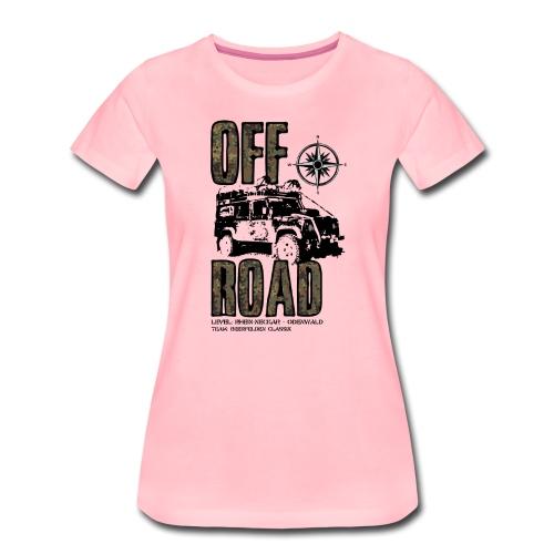 Team Off-Road - Frauen Premium T-Shirt