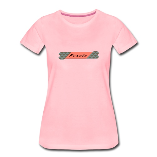 foxele band - Women's Premium T-Shirt