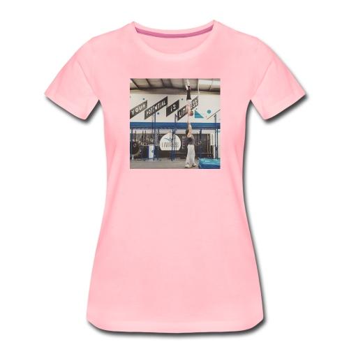 Limitless hand to hand - Women's Premium T-Shirt