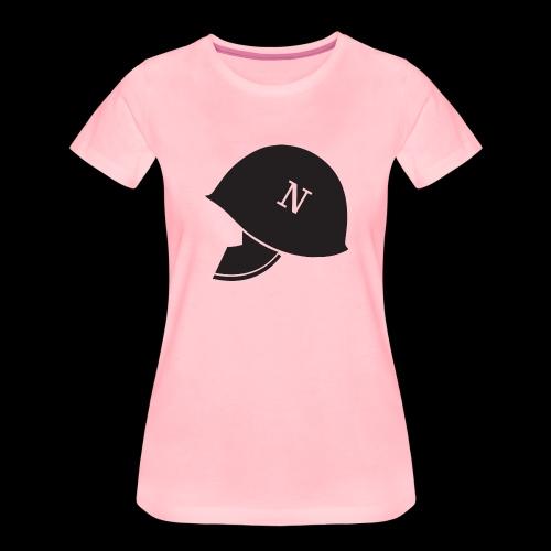 LogoTesta HiRes - Maglietta Premium da donna