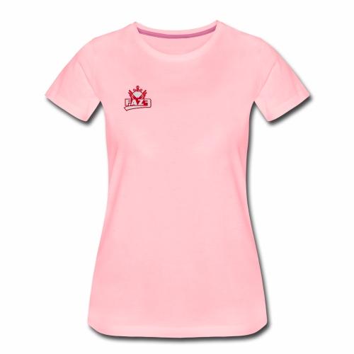 Faz3 Crown Prince - Women's Premium T-Shirt