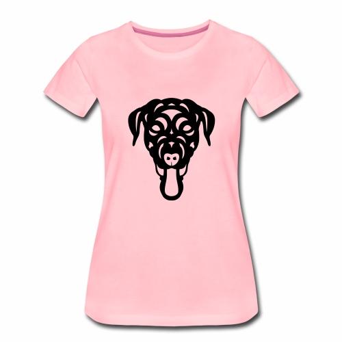 Labrador Dorianna - Frauen Premium T-Shirt
