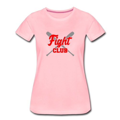 Red Tee Joe Kelly logo - T-shirt Premium Femme