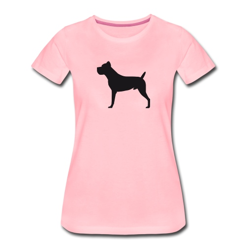 Cane Corso Italiano - Camiseta premium mujer