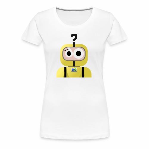 Spaceman - T-shirt Premium Femme