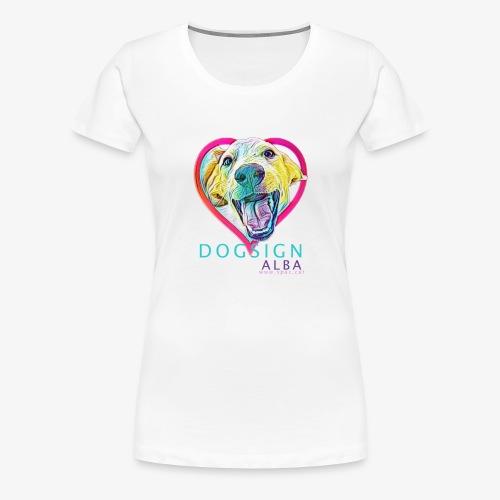 Alba - Camiseta premium mujer