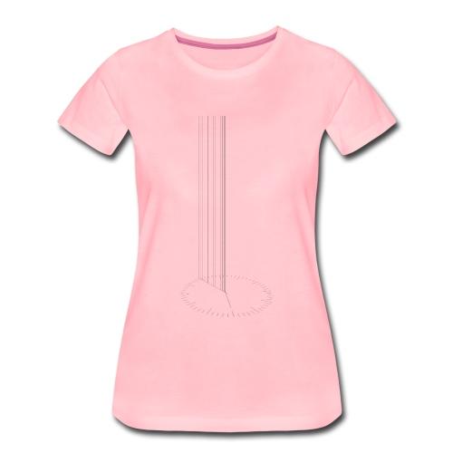 Interstellar_STAY - Frauen Premium T-Shirt