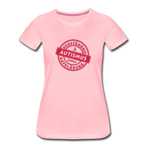 Verständnis durch Aufklärung - Frauen Premium T-Shirt