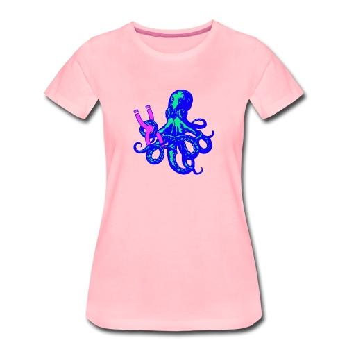 Deep Sea X - Maglietta Premium da donna