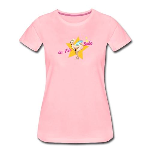 la Fée...Ssée - T-shirt Premium Femme