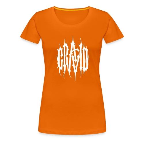 gravid - Women's Premium T-Shirt