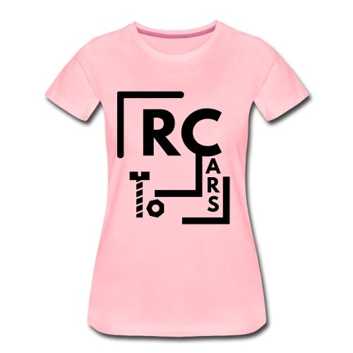 RC CARS - Frauen Premium T-Shirt