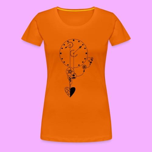 L'amour - T-shirt Premium Femme