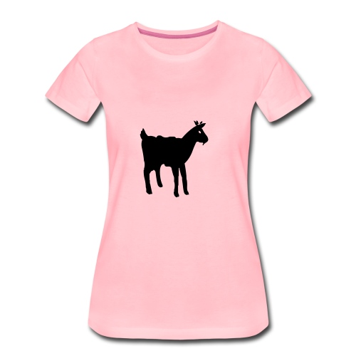 Gees Logo - Frauen Premium T-Shirt