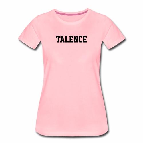 Talence Logo print - Frauen Premium T-Shirt