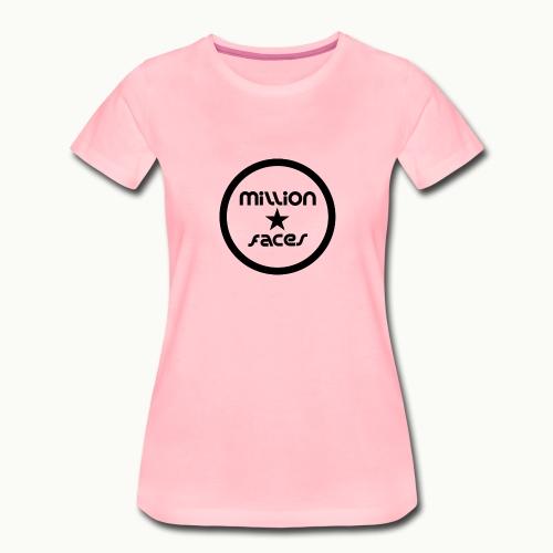 xxmillionfacesxx - Frauen Premium T-Shirt