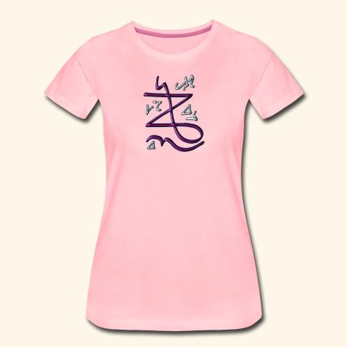 Zeniel solo - Frauen Premium T-Shirt