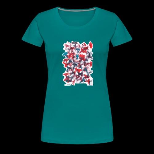 Color T BY TAiTO - Naisten premium t-paita